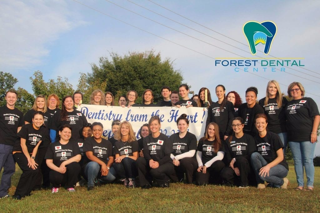 Dentistry from the heart 2017 group shot