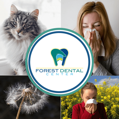 allergies and dental health