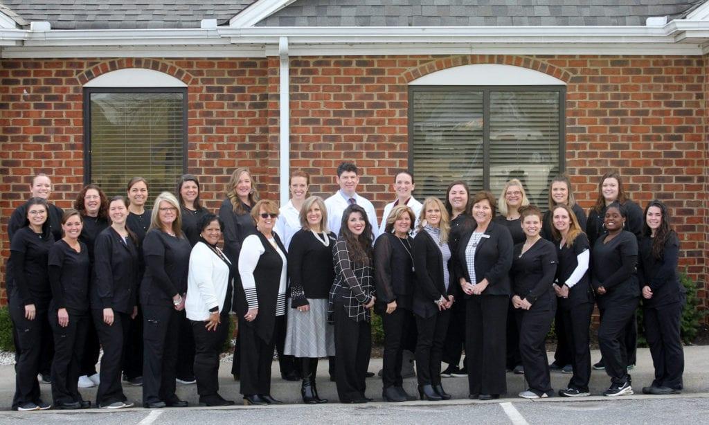 forest dental center team